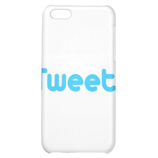 Tweet iPhone 5C Covers