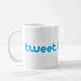 Tweet it ain't so! coffee mug