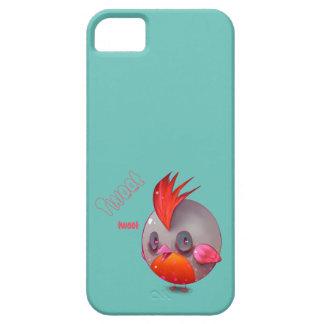 Tweet Little Red Bird iPhone SE/5/5s Case