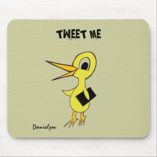 Tweet Me Mousepad