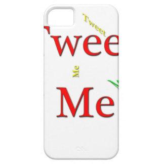 Tweet Me.png iPhone 5 Case
