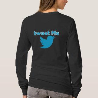 Tweet me Womens Tee Shirt