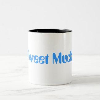 Tweet Much! Mug