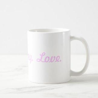Tweet, Pray, Love Coffee Mug