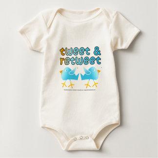 Tweet & Retweet Baby Creeper