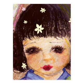 Tweet Shinj- My New Year's Wishes Postcard