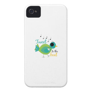 Tweet The Beat iPhone 4 Case