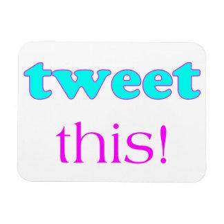 Tweet This Magnet