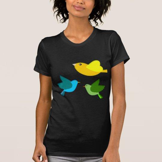 Tweet Trio T-Shirt