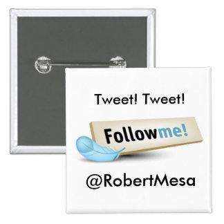 Tweet! Twee Follow Me Sq. Button