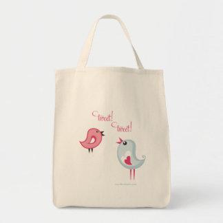 Tweet! Tweet! Bags