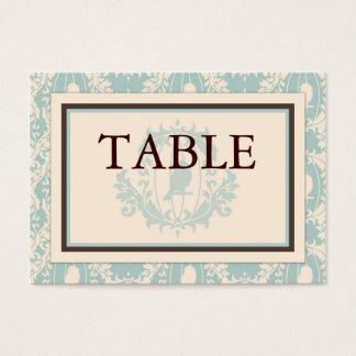 Tweet Tweet Boy Table Card Flat Mini