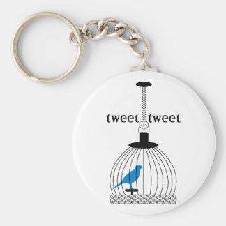 Tweet Tweet Keychain