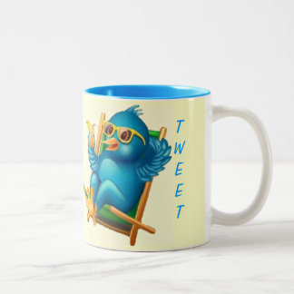 Tweet Tweet Mug