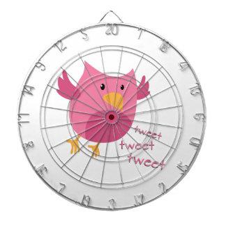 Tweet Tweet Tweet 1 Dart Boards