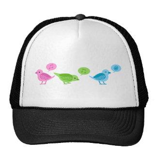 Tweet-Tweet-Tweet Funny twitter birds Trucker Hat