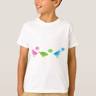 Tweet-Tweet-Tweet Funny twitter birds T-Shirt
