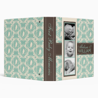 Tweet Tweet Twins 1.5 in. Photo Album Binders