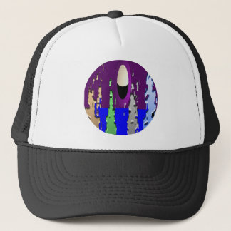 Tweet World - Sweet World Trucker Hat