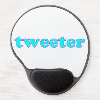 Tweeter Gel Mouse Pad