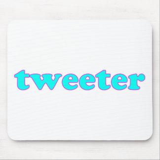 Tweeter Mouse Pad