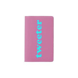 Tweeter Notebook