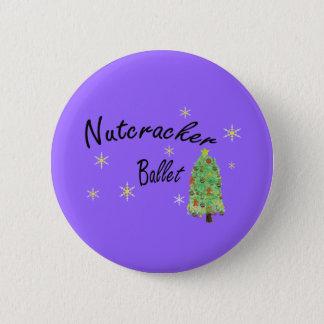 Tweeter Nutcracker chic Pinback Button
