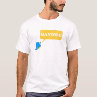 Tweeter - Ravioli shirt white
