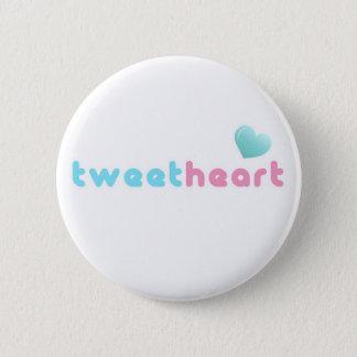 tweetheart button