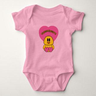 Tweetheart Chick Baby Bodysuit