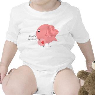 Tweetheart de Mimi Trajes De Bebé
