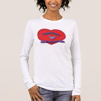 TweetHeart Women's LS Tee's Long Sleeve T-Shirt