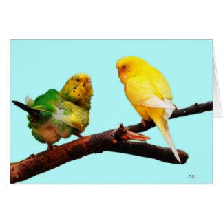 Tweethearts Card