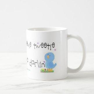 Tweetie and Darlin Coffee Mug