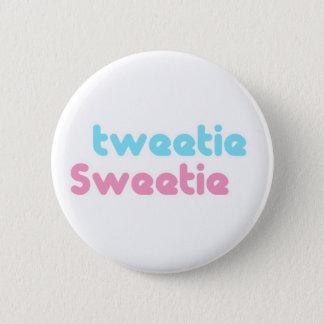 tweetie sweetie button