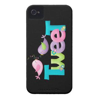 Tweeting Birds CaseMate Blackberry Bold iPhone 4 Case