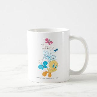 """Tweety """"All A-Flutter"""" Coffee Mug"""