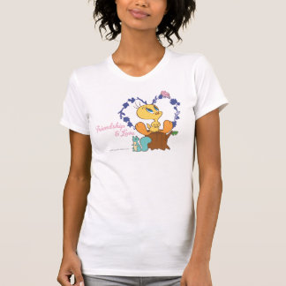 """Tweety """"amistad y amor """" tee shirts"""
