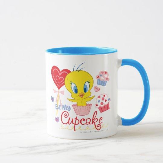 TWEETY™ Be My Cupcake Mug