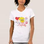Tweety Be My Cupcake Tee Shirt