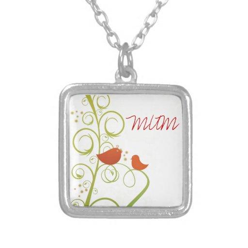 Tweety Bird Mum Necklace