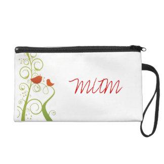 Tweety Bird Mum Wristlet Bag