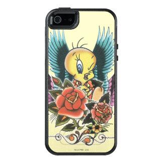 Tweety Blue Wings Funda Otterbox Para iPhone 5/5s/SE