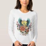 Tweety Blue Wings Tee Shirt