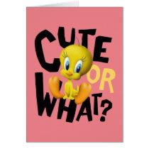 TWEETY™- Cute Or What?