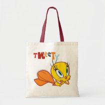 Tweety Daydreaming Tote Bag