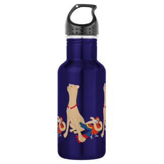 Tweety Dee and Tweety Dumb Stainless Steel Water Bottle