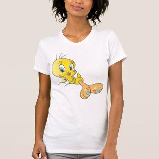 Tweety Dee-lightful Beats Pose 3 Tee Shirt