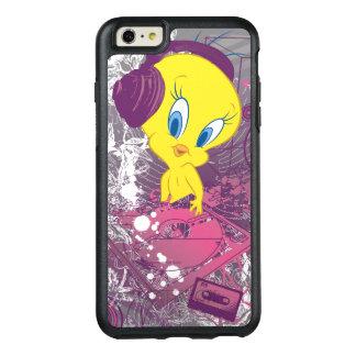 Tweety Djing Funda Otterbox Para iPhone 6/6s Plus