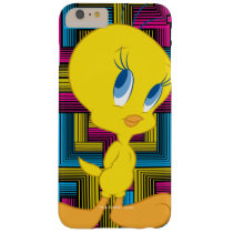 Tweety Electronic Color Barely There iPhone 6 Plus Case